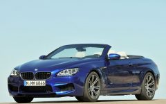 2013 BMW M6 Convertible Price and Review