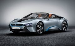 2013 BMW i8 Spyder Concept and Price