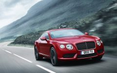 2013 Bentley Continental GT V8 Review