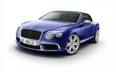 2013 Bentley Continental GTC V8 Review
