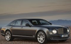 2013 Bentley Mulsanne Mulliner at Geneva