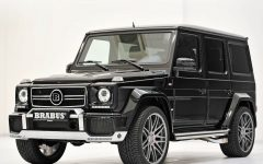 2013 Brabus B63-620 Widestar Review
