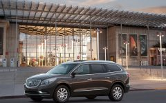 2013 Buick Enclave Specs and Price