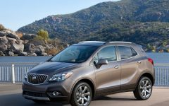 2013 Buick Encore Concept Review