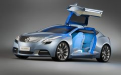2013 Buick Riviera Concept With Hybrid Plug-in