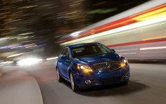 2013 Buick Verano Turbo Engine Offers 250 Horse Power