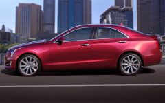 2013 Cadillac ATS Review