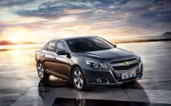 2013 Chevrolet Malibu Review and Price