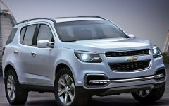 2013 Chevrolet TrailBlazer Efficient Offroad