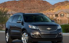 2013 Chevrolet Traverse Specs and Price