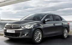 2013 Citroen C-Elysee Review