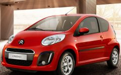 2013 Citroen C1 Concept Review