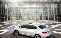 2013 Citroen C4 L Review