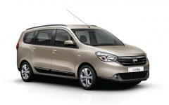 2013 Dacia Lodgy at Geneva Motor Show
