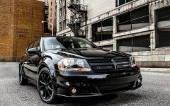 2013 Dodge Avenger Blacktop Edition Review