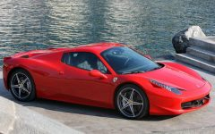 2013 Ferrari 458 Spider Review