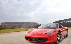 2013 Ferrari 458 Spider at Goodwood Festival of Speed