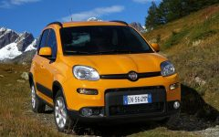 2013 Fiat Panda Trekking Review