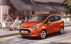2013 Ford B-MAX Review