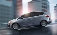 2013 Ford C-MAX Hybrid Review