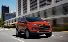2013 Ford EcoSport Concept Review