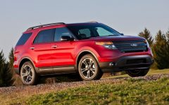 2013 Ford Explorer Sport Specs and Price
