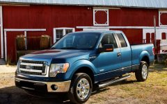 2013 Ford F-150 Release This Year