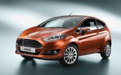 2013 Ford Fiesta Review and Wallpaper