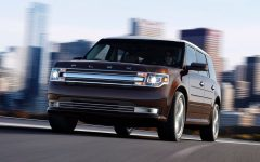2013 Ford Flex Comfort Review