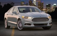 2013 Ford Fusion Hybrid Car Review