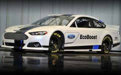 2013 Ford Fusion NASCAR Sprint Cup Car Review