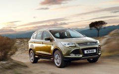 2013 Ford Kuga Price and Review