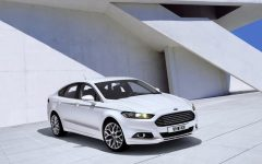 2013 Ford Mondeo for 2012 Paris Motor Show