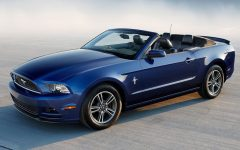 2013 Ford Mustang Aggressive Car Review