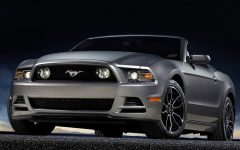 2013 Ford Mustang GT Aggressive Car Review