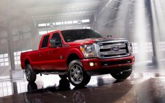 2013 Ford Super Duty Review