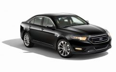 2013 New Ford Taurus : More Technology Concept