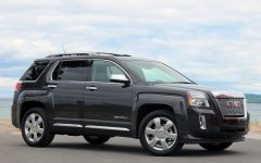 2013 GMC Terrain Denali Price and Review