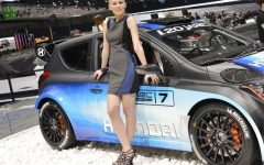 2013 Geneva Motor Show Girls Photos