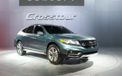 2013 Honda Crosstour Concept New Car on 2012