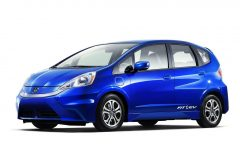 2013 Honda Fit EV Reviews