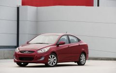 2013 Hyundai Accent Price is $14.545