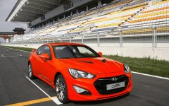 2013 Hyundai Genesis Sporty Strong Coupe