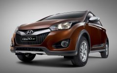 2013 Hyundai HB20X Review
