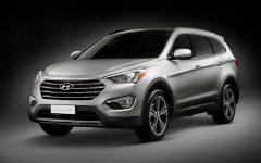 2013 Hyundai Santa Fe Review and Price