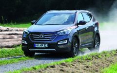 2013 Hyundai Santa Fe EU Version Review