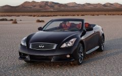 2013 Infiniti IPL G Convertible Review