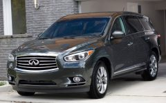 2013 Infiniti JX Reviews