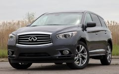 2013 Infiniti JX35 Price and Review