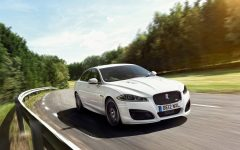 2013 Jaguar XFR Speed Pack at Moscow Motor Show